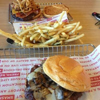 Photo taken at Smashburger by Leilanie M. on 3/24/2013