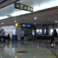 Photo taken at Gate 8 by PRAMONO on 7/22/2013