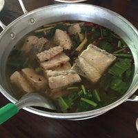 Photo taken at Pla Yai Restaurant by Ruscha C. on 1/2/2016