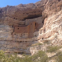 Photo taken at Montezuma Castle National Monument by Ben B. on 5/16/2013