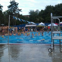 Photo taken at McCoy Natatorium by Gary F. on 6/29/2013