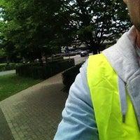 Photo taken at Parking Utopolis by Kjelle S. on 6/21/2014