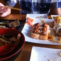 Photo taken at Koi Koi Sushi & Roll by Angel 🐍 N. on 7/1/2014