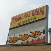 Photo taken at Pollo A La Brasa by Paul N. on 7/14/2013