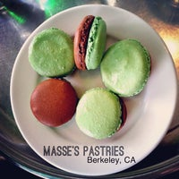 Photo taken at Masse's Pastries by Jeanine S. on 12/16/2012