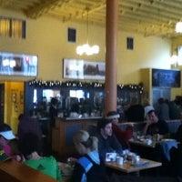 Photo taken at Bijou Cafe by HilAry C. on 1/6/2013