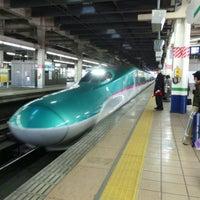 Photo taken at Ōmiya Station by ヤワ ら. on 12/27/2012