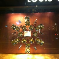 Photo taken at Louis Vuitton Seattle by Israel R. on 11/10/2012