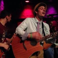 Photo taken at Rockwood Music Hall by Natasha L. on 10/1/2013