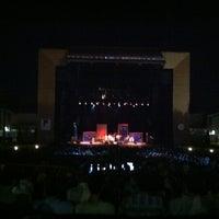 Photo taken at Tuscaloosa Amphitheater by Mallory L. on 10/26/2012