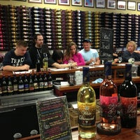 Photo taken at Adirondack Winery Tasting Room by Pam G. on 8/1/2013