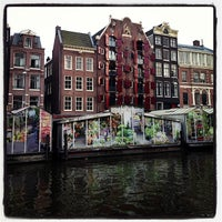 Photo taken at Amsterdam by Diane on 7/29/2013