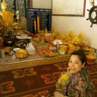 Photo taken at วัดท่าสูง by Épicée P. on 10/13/2012