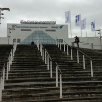 Photo taken at ExCeL London by Eric v. on 1/29/2013