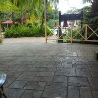 Photo taken at Mutiara Resort Pool by Ott V. on 12/26/2012