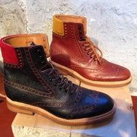Photo taken at John Fluevog Shoes by Eric L. on 9/26/2013