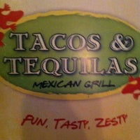 Photo taken at Tacos & Tequilas Mexican Grill by Frank W. on 5/10/2013