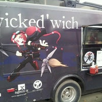 Photo taken at Wicked wich by Devo S. on 12/28/2012