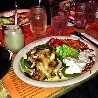 Photo taken at 5 Burro Cafe by Oscar M. on 4/23/2013