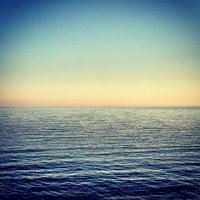 Photo taken at Lake Ontario by Patrick D. on 7/15/2013