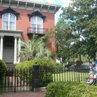 Photo taken at Mercer Williams House by Juli J. on 9/4/2016