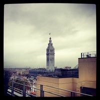 Photo taken at Hotel Vitale by Scott D. on 2/7/2013