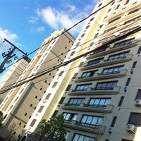 Photo taken at Rua Roque Calage by Cid T. on 11/1/2012