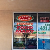 Photo taken at JNC Pinoy Foodmart Inc by Harvey C. on 2/16/2014