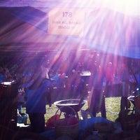 Photo taken at Padang Bola Binjai by Markyong A. on 12/8/2012