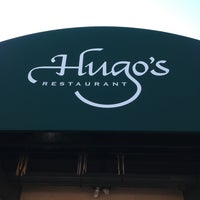 Photo taken at Hugo's Restaurant by Cara 🍀 F. on 9/7/2013