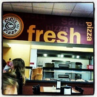 Photo taken at Cici's Pizza by Chuck W. on 10/16/2012