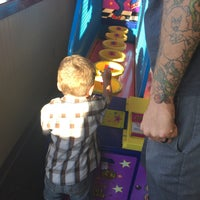 Photo taken at Chuck E. Cheese's by Tiana S. on 6/11/2015