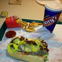 Photo taken at Jerry's Subs & Pizza by Scott S. on 7/4/2013