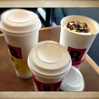 Photo taken at BIGGBY COFFEE by PJ B. on 12/14/2012