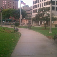 Photo taken at Red Arrow Park by Peter B. on 9/17/2012