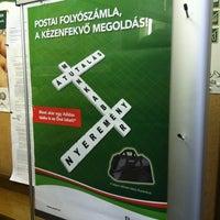 Photo taken at Posta by Dalocska on 10/25/2012