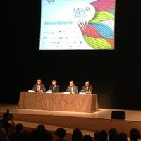 Photo taken at Auditori i Palau de Congressos de Castelló by Verito V. on 6/14/2013