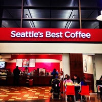 Photo taken at Seattle's Best Coffee - SeaTac Airport Main Terminal by Isaiah L. on 1/12/2013