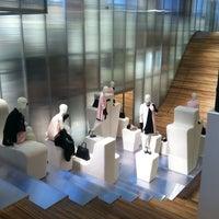 Photo taken at Prada by Ebbie A. on 11/24/2012