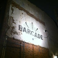 Photo taken at Barcade by Ebbie A. on 2/17/2013