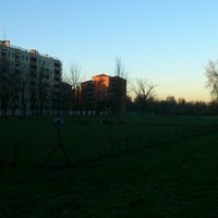 Photo taken at Parco Tre Palle by Marco P. on 3/21/2013