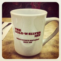 Photo taken at Gold N' Silver Inn by Michael G. on 6/30/2013