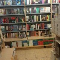 Photo taken at Libreria Gandhi by Dan R. on 4/7/2016