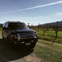 Photo taken at Frank Family Vineyards by Limo P. on 2/21/2015