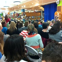 Photo taken at BookPeople by Lacey C. on 1/9/2013