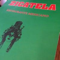 Photo taken at Zicatela by Paola R. on 7/11/2014