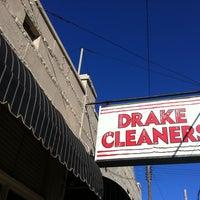 Photo taken at Drake Cleaners by Liz J. on 1/18/2013
