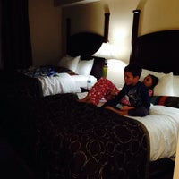 Photo taken at Staybridge Suites Guelph by Paula D. on 2/8/2015