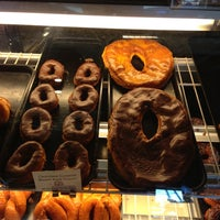 Photo taken at Round Rock Donuts by Jason S. on 10/28/2012