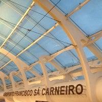 Photo taken at Aeroporto Francisco Sá Carneiro (OPO) by Ssstofff on 4/29/2013